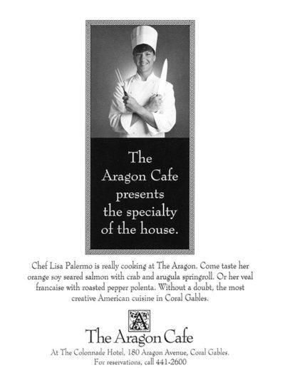 The Aragon Kitchen